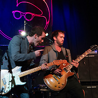Federal Charm performing live at Band on the Wall, Manchester, 2014-10-28