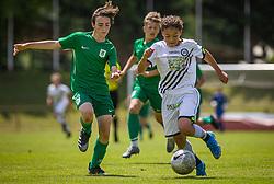 SK Sturm vs NK Olimpija Ljubljana during the Ljubljana Open Cup 2021. , on 12.06.2021 in ZAK Stadium, Ljubljana, Slovenia. Photo by Urban Meglič / Sportida