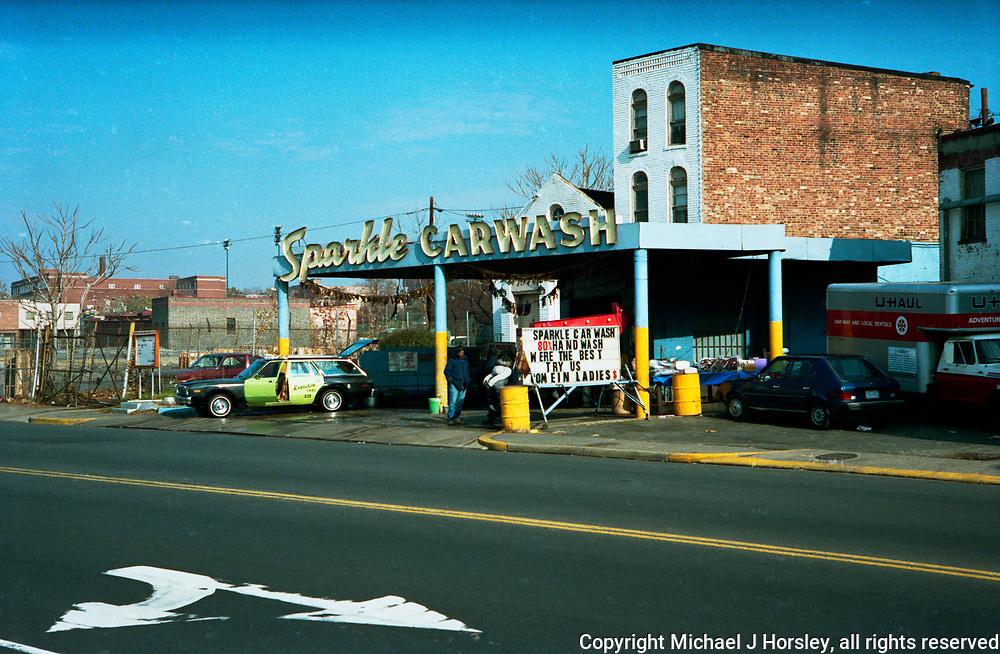 933 Florida Avenue NW Washington DC 1986
