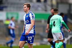 James Daly of Bristol Rovers - Rogan/JMP - 30/11/2020 - FOOTBALL - Memorial Stadium - Bristol, England - Bristol Rovers v Darlington - FA Cup Second Round Proper.