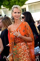 Victoria Hervey attending the Rocketman premiere, held at the 72nd Cannes Film Festival on May 16, 2019.