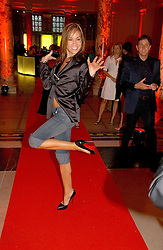 TARA PALMER-TOMKINSON at the 5th anniversary party for InStyle magazine held at The V&A, Cromwell Road, London SW7 on 19th June 2006.<br /><br />NON EXCLUSIVE - WORLD RIGHTS