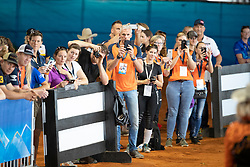 Team Holland supporters<br /> World Equestrian Games - Tryon 2018<br /> © Hippo Foto - Dirk Caremans<br /> 11/09/2018