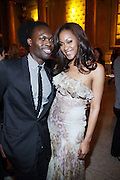 l to r: Jermain Brown and Shontelle at The Junior Smile Couture Event 2009 Benefiting Operation Smile In Association with the C.E.M Group held at Captiale on April 23, 2009 in New York City.