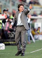 """L'Allenatore della Reggina Walter Mazzarri<br /> Reggina Trainer Walter Mazzarri<br /> Italian """"Serie A"""" 2006-07<br /> 04 Mar 2007 (Match Day 27)<br /> Parma-Reggina (2-2)<br /> """"Ennio Tardini""""-Stadium-Parma-Italy<br /> Photographer: Luca Pagliaricci INSIDE"""