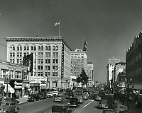 1939 Looking east on Hollywood Blvd. towards Cahuenga Ave.