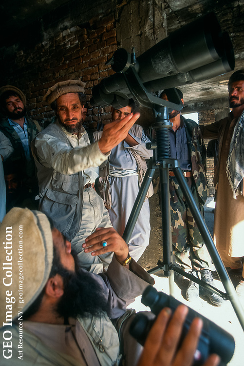 An enthusiastic lover of literature and poetry, Massoud was also a fine strategist. <br /> Panjshir, Afghanistan