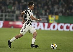 October 25, 2017 - Turin, Italy - Paulo Dybala during Serie A match between Juventus v Spal, in Turin, on october 25, 2017  (Credit Image: © Loris Roselli/NurPhoto via ZUMA Press)