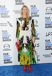 Laura Dern at the 35th Annual Film Independent Spirit Awards held at the Santa Monica Beach in Santa Monica, USA on February 8, 2020.