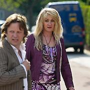 NLD/Naarden/20080521 - TV opname serie Gooise Vrouwen, Peter Paul Muller