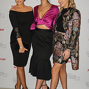 Jess Wright ,Ferne McCann,Lydia Bright attends The British Takeaway Awards 2016, Monday 5th December at The Savoy in London,,UK. Photo by See Li