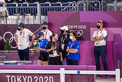 Team Israel<br /> Olympic Games Tokyo 2021<br /> © Hippo Foto - Dirk Caremans<br /> 01/08/2021
