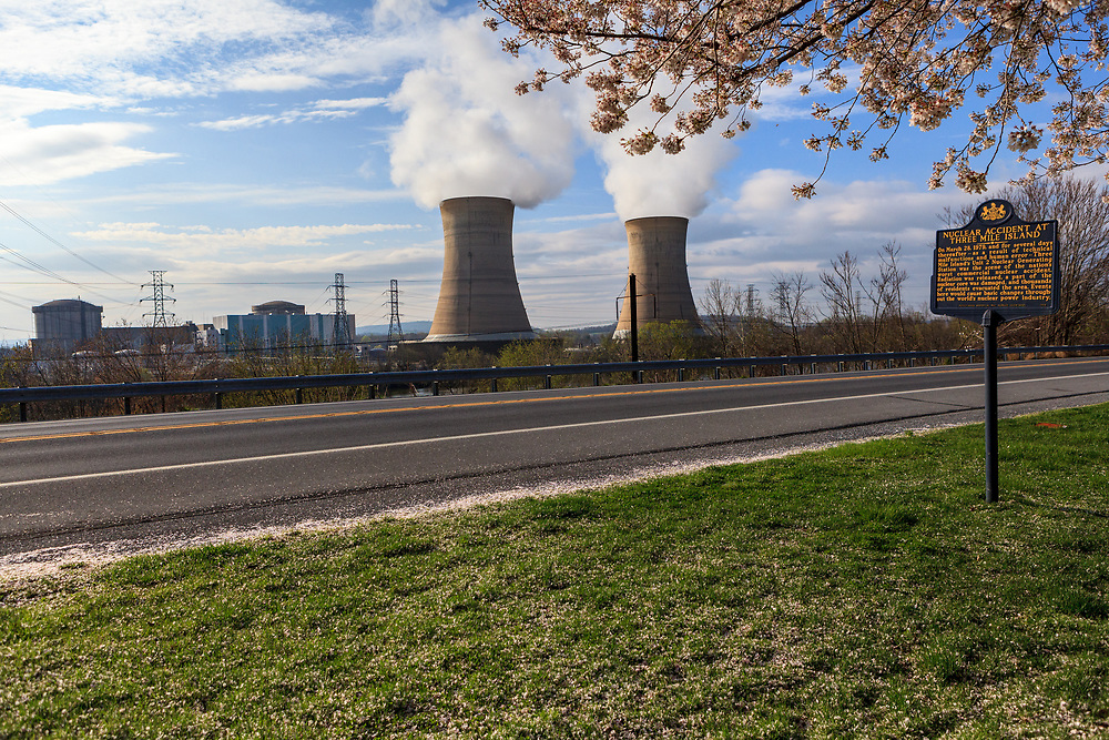 The Three Mile Isalnd Nuclear Plant