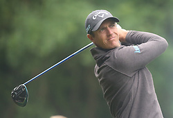 May 25, 2018 - Surrey, United Kingdom - Nicolas Colsaerts (BEL).during The BMW PGA Championship Round 2 at Wentworth Club Virgnia Water, Surrey, United Kingdom on 25 May 2018  (Credit Image: © Kieran Galvin/NurPhoto via ZUMA Press)