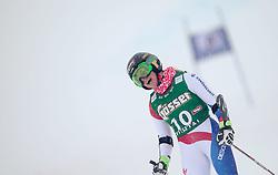 28.12.2014, Hohe Mut, Kühtai, AUT, FIS Ski Weltcup, Kühtai, Riesenslalom, Damen, 2. Durchgang, im Bild Lara Gut (SUI) // Lara Gut of Switzerland reacts after 2nd run of Ladies Giant Slalom of the Kuehtai FIS Ski Alpine World Cup at the Hohe Mut Course in Kuehtai, Austria on 2014/12/28. EXPA Pictures © 2014, PhotoCredit: EXPA/ JFK