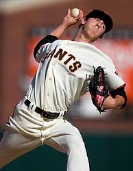 Tim Lincecum's MLB debut, 2007