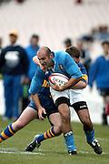 22 June 2003, Italy vs Bay of Plenty, Rotorua Stadium, New Zealand.<br />Massimo Ravazzolo. BOP won 33-30<br />Pic: Sandra Teddy/Photosport