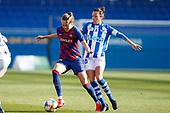 Women's Soccer-FC Barcelona vs Sporting Huelva-Feb 16, 2020