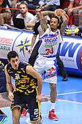 DESCRIZIONE : LNP A2 est 2015- 2016 Centrale del Latte Brescia - Basket Recanati<br /> GIOCATORE : David Moss<br /> CATEGORIA : passaggio<br /> SQUADRA : Centrale del Latte Brescia<br /> EVENTO : LNP A2 est 2015-2016<br /> GARA : Centrale del Latte Brescia - Basket Recanati<br /> DATA : 03/04/2016<br /> SPORT : Pallacanestro <br /> AUTORE : Agenzia Ciamillo-Castoria/A.Scaroni