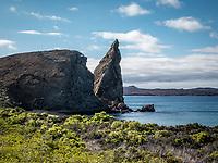 Isla Bartolome. Galapagos Islands