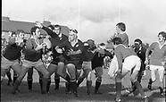 Munster V All Blacks