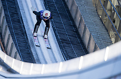 31.12.2017, Olympiaschanze, Garmisch Partenkirchen, GER, FIS Weltcup Ski Sprung, Vierschanzentournee, Garmisch Partenkirchen, Training, im Bild JohannAndre Forfang (NOR) // JohannAndre Forfang of Norway during his Practice Jump for the Four Hills Tournament of FIS Ski Jumping World Cup at the Olympiaschanze in Garmisch Partenkirchen, Germany on 2017/12/31. EXPA Pictures © 2017, PhotoCredit: EXPA/ Jakob Gruber