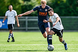 Friendly match between Montfoort and Maarssen ends in a 3-2 victory for the home team on August 14, 2021 in Montfoort
