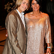 NLD/Noordwijk/20100502 - Gerard Joling 50ste verjaardag, Rachel Hazes en zoon Dre