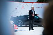 August 16-20, 2017: Roger Penske, Acura DPi announcement.