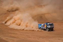 January 11, 2019 - Arequipa, Peru - AREQUIPA, PU - 11.01.2019: DAKAR 2019 - Eduard Nikolaev (RUS) during the Dakar Rally 2019, on Friday (11), in Arequipa, Peru. (Credit Image: © Vinicius Branca/Fotoarena via ZUMA Press)