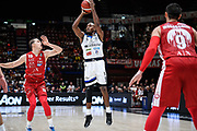 DeAndre Lansdowne<br /> A|X Armani Exchange Olimpia Milano - Germani Basket Brescia<br /> Basket Serie A LBA 2019/2020<br /> MIlano 29 September 2019<br /> Foto Mattia Ozbot / Ciamillo-Castoria