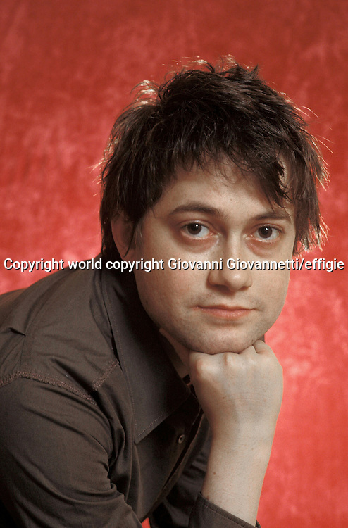 Adam Thirlwell<br />world copyright Giovanni Giovannetti/effigie / Writer Pictures<br /> <br /> NO ITALY, NO AGENCY SALES / Writer Pictures<br /> <br /> NO ITALY, NO AGENCY SALES