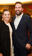 Karen Galligan BT and Tom Kitt Junior at the Gorta Self Help Africa Annual Ball at the Galway Bay Hotel, Salthill Galway.<br /> Photo:Andrew Downes, xposure.