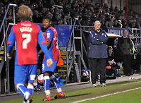 Photo: Tony Oudot/Richard Lane Photography. Dagenham & Redbridge v Rochdale. Coca-Cola Football League Two. 21/11/2009. <br /> Dagenham manager John Still