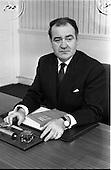 1965 - Mr Brendan O'Kelly, Chairman of Bord Iascaigh Mhara