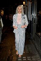 talulah-eve at the Club 64 VIP launch at Salon 64 Soho London. 27.11.19
