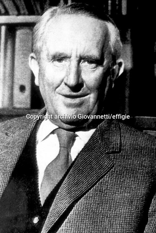 J.R.R. Tolkien <br />archivio Giovannetti/effigie