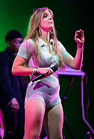 Becky Hill at Camp Bestival 2021, Lulworth Castle photo by Brian Jordan