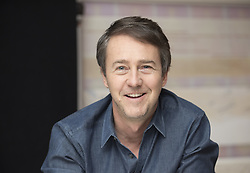 *** USA EMBARGO TILL JAN 02, 2016 *** Edward Norton auf der Collateral Beauty Pk in New York / 021216 *** Collateral Beauty press conference in New York, 02 Dec 2016 ***