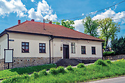 Siedemnastowieczny szpital, dziś Muzeum Ziemi Wiśnickiej