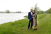Koning en Koningin brengen streekbezoek aan Noord-Limburg