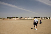 Abu Dhabi, United Arab Emirates (UAE). March 20th 2009.<br /> Al Ghazal Golf Club.<br /> 36th Abu Dhabi Men's Open Championship.<br /> Dennis Cox