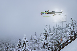 10.12.2020, Planica Nordic Centre, Ratece, SLO, FIS Skiflug Weltmeisterschaft, Planica, Einzelbewerb, Qualifikation, im Bild Markus Eisenbichler (GER) // Markus Eisenbichler of Germany during the qualification for the men individual competition of FIS Ski Flying World Championship at the Planica Nordic Centre in Ratece, Slovenia on 2020/12/10. EXPA Pictures © 2020, PhotoCredit: EXPA/ JFK