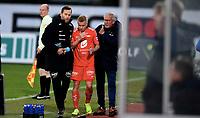 Fotball , 12. mai 2019 , Eliteserien ,  Stabæk - Brann<br /> Taijo Teniste , Brann