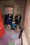SOUNG MIN YU; MAY NORADEE; LUNING WANG, Serpentine Gallery and Harrods host the Future Contempories Party 2016. Serpentine Sackler Gallery. London. 20 February 2016