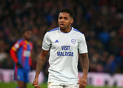 December 26, 2018 - London, England, United Kingdom - London, England - 26 December, 2018.Cardiff City's Kadeem Harris.during English Premier League between Crystal Palace and Cardiff City at Selhurst Park stadium , London, England on 26 Dec 2018. (Credit Image: © Action Foto Sport/NurPhoto via ZUMA Press)