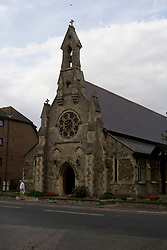 Dover/Kent/England - The St. Paul's Catholic Church. Dover is a major port on the south-east coast of England. Situated in the county of Kent, it faces France across the English Channel.