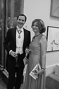 GEORGE OSBORNE; FRANCES OSBORNE, RA Annual dinner 2018. Piccadilly, 5 June 2018.