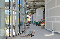 Edward P. Evans Hall at The Yale School of Management Construction Progress Photograph. 21 August 2012