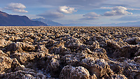 Devils Golf Course. Death Valley National Park. Image taken with a Leica X1 camera (ISO 100, 24 mm, f/16, 1/80 sec).